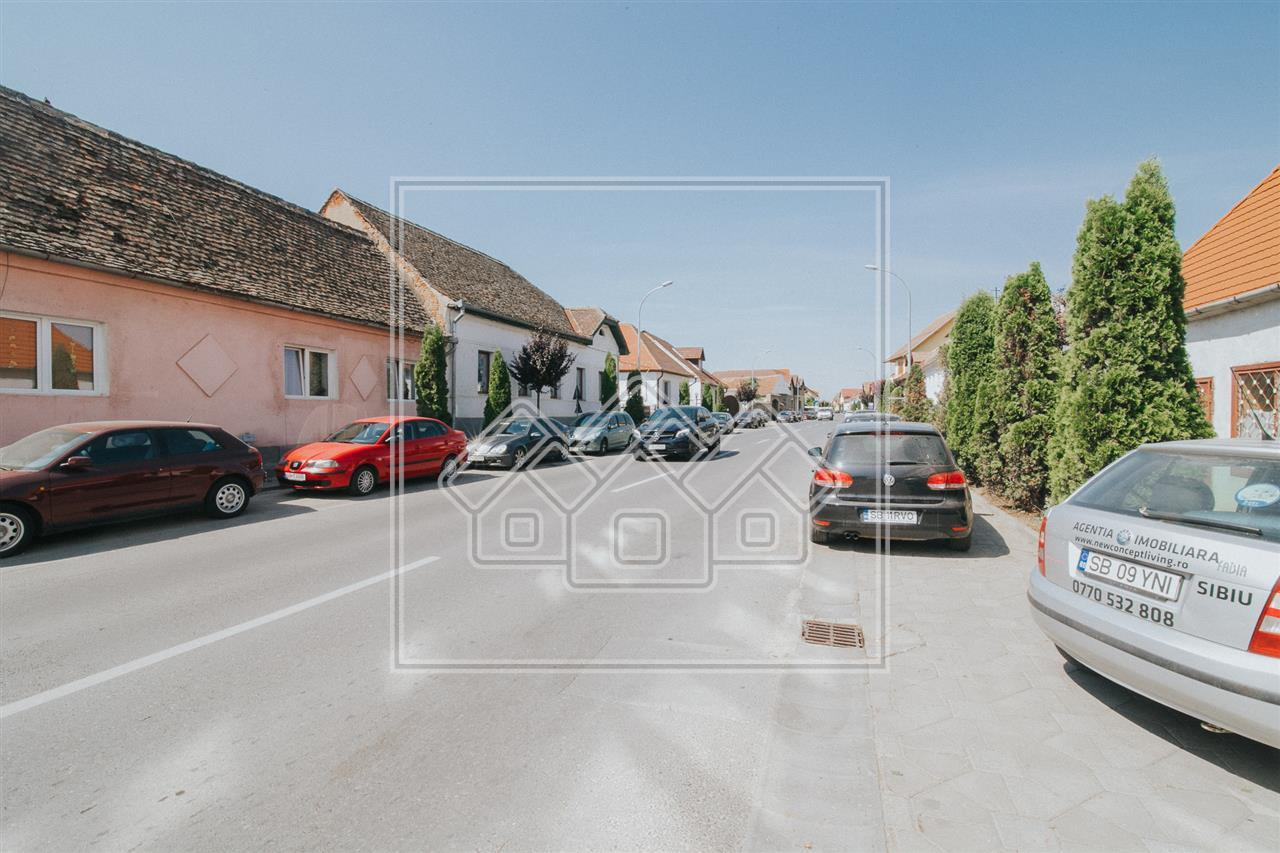 Apartament de vanzare in Sibiu - Centrul Selimbarului cu Gradina