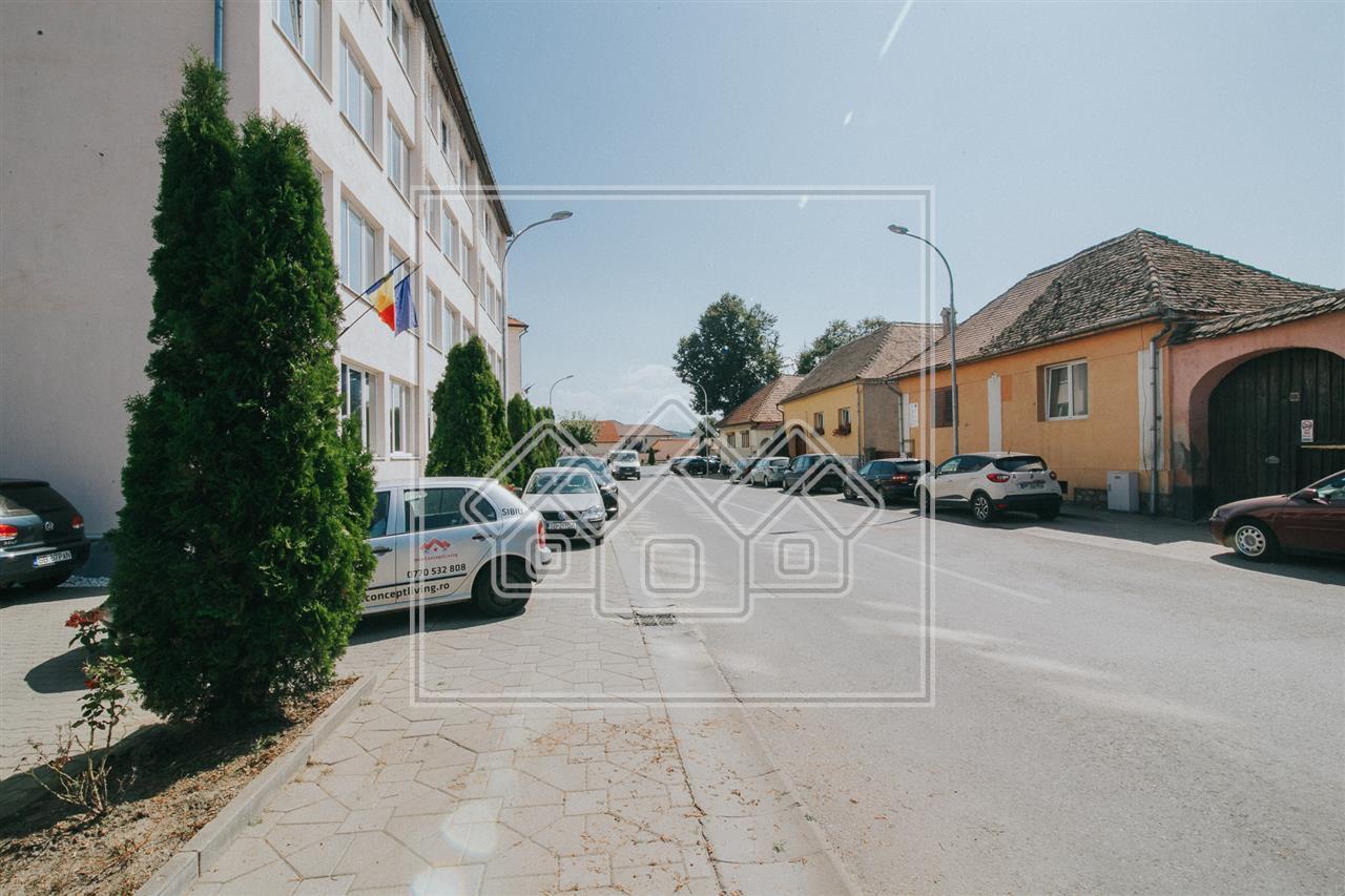 Apartament de vanzare in Sibiu - Zona Centrala a Selimbarului cu Pod