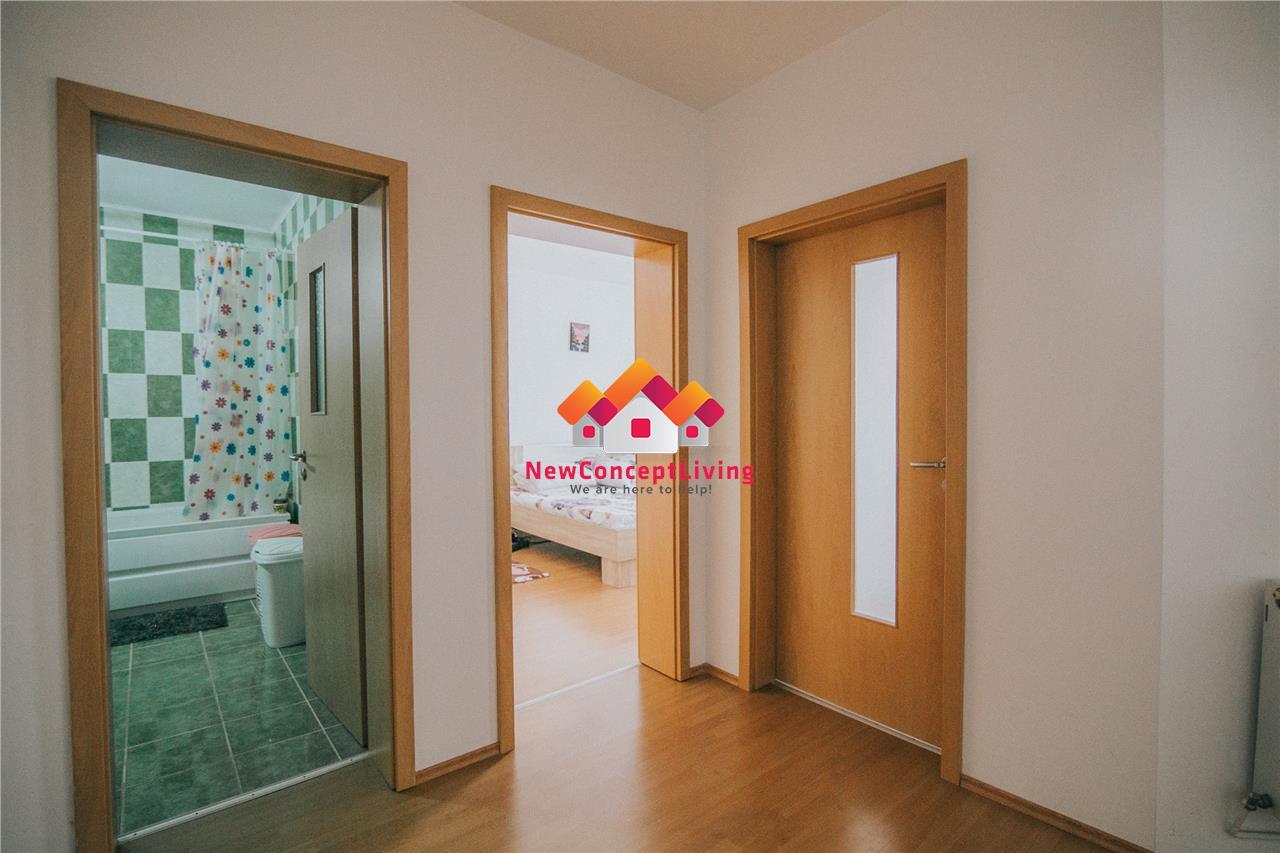 Apartament de vanzare in Sibiu - 3 camere - etaj intermediar - Rahovei