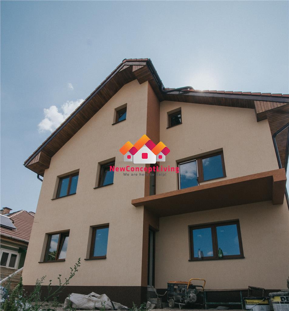 Casa de vanzare in Sibiu - Lazaret - posibiltate de compartimentare