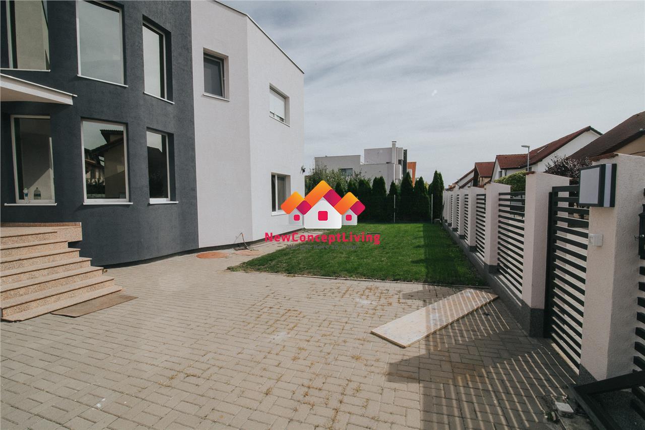 Casa de inchiriat in Sibiu - Selimbar. Pictor Brana - Casa de Lux