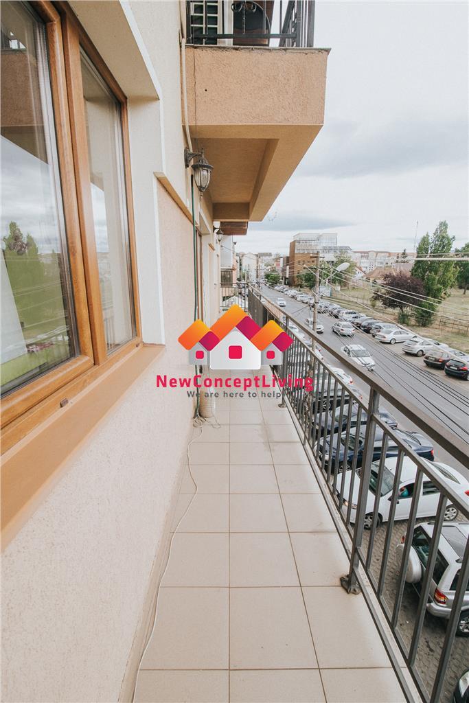 Apartament de Inchiriat in Sibiu - Spatios in Zona Oituz