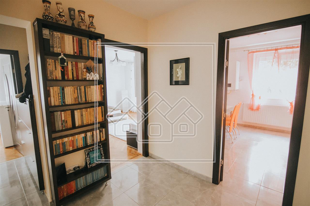Apartament de inchiriat in Sibiu - Mihai Viteazul - 4 camere