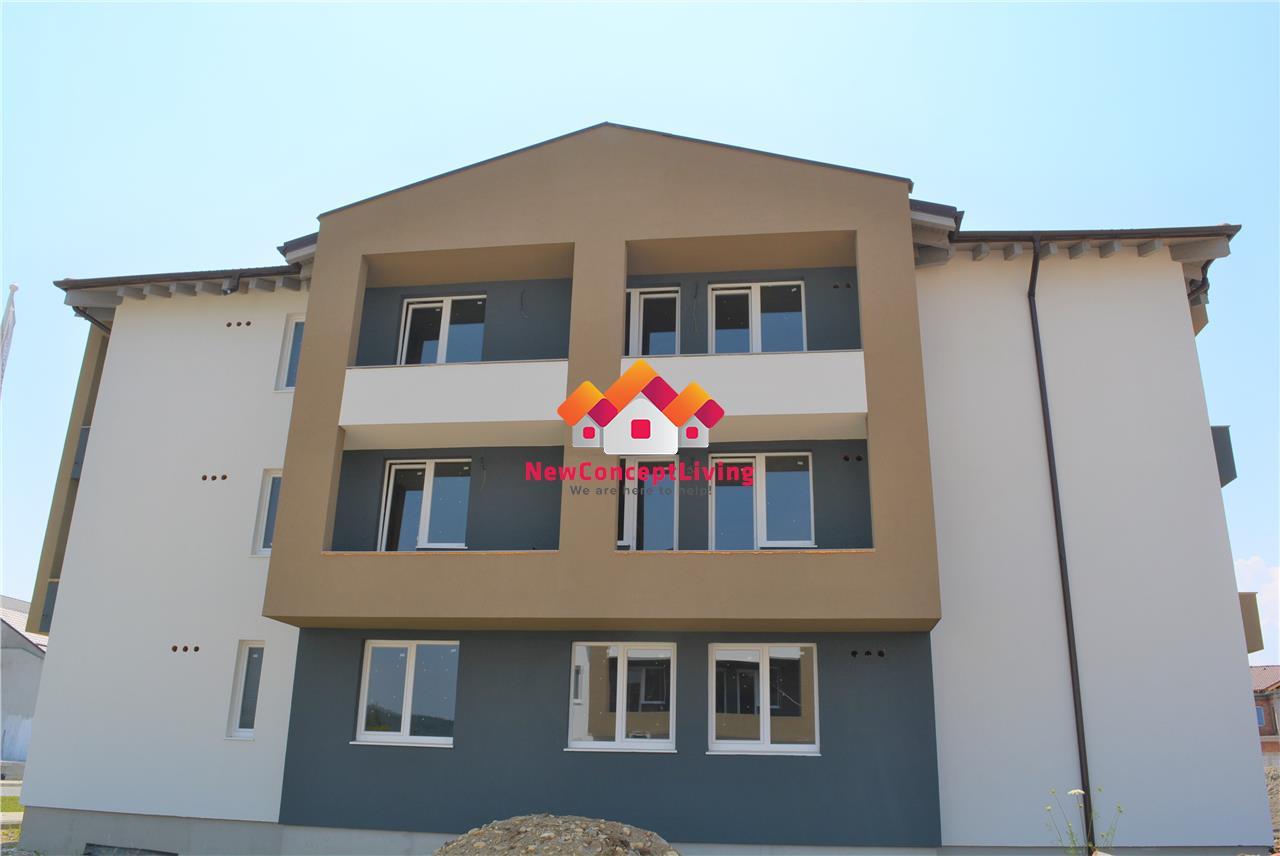 Apartament de vanzare in Sibiu - Selimbar - etaj intermediar (R)