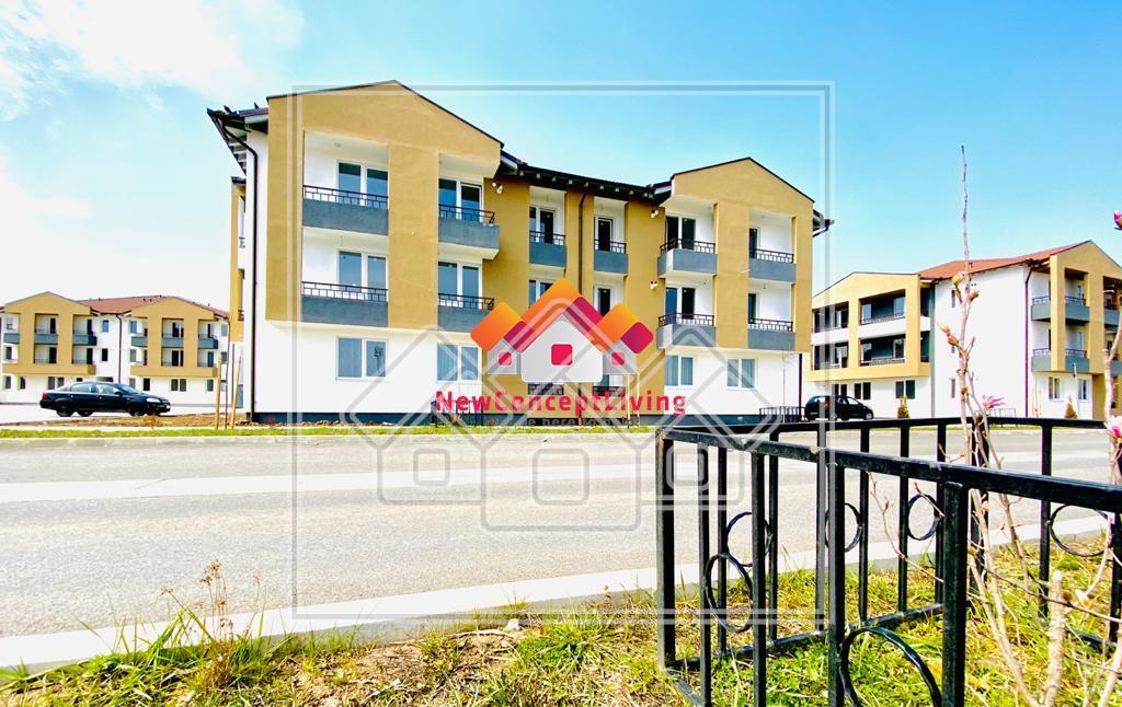 Apartament de vanzare in Sibiu -3 camere-etaj intermediar-(R)