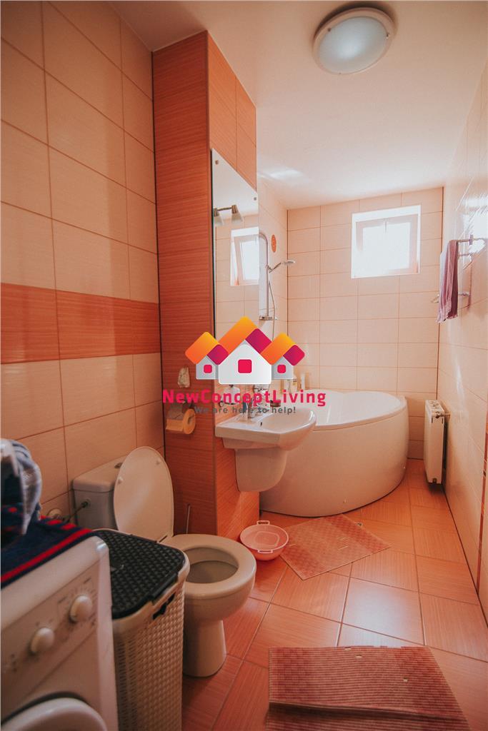 Apartament 2 camere de vanzare in Sibiu, etaj intermediar, decomandat