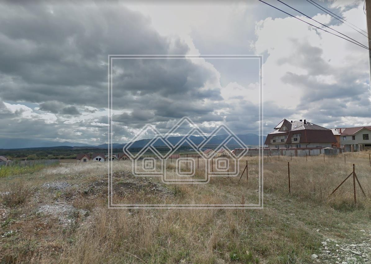 Teren de vanzare in Sibiu -intravilan-865 mp - Cartierul Arhitectilor