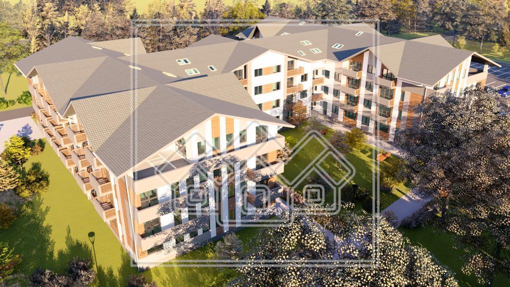 Apartament de vanzare in Sibiu - 2 camere - imobil nou si cochet
