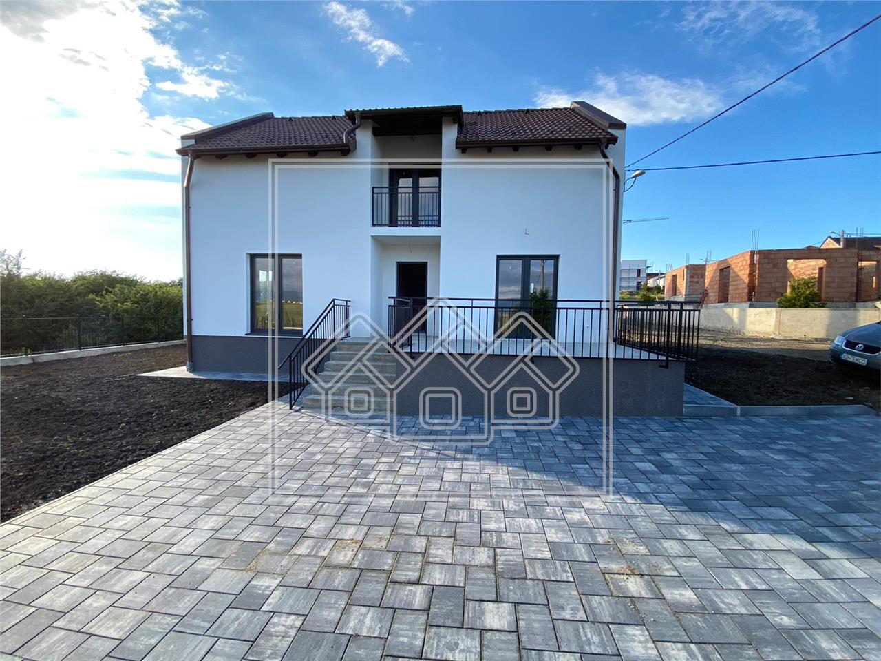 Casa de vanzare in Sibiu - INTABULATA - cartier exclusiv de case