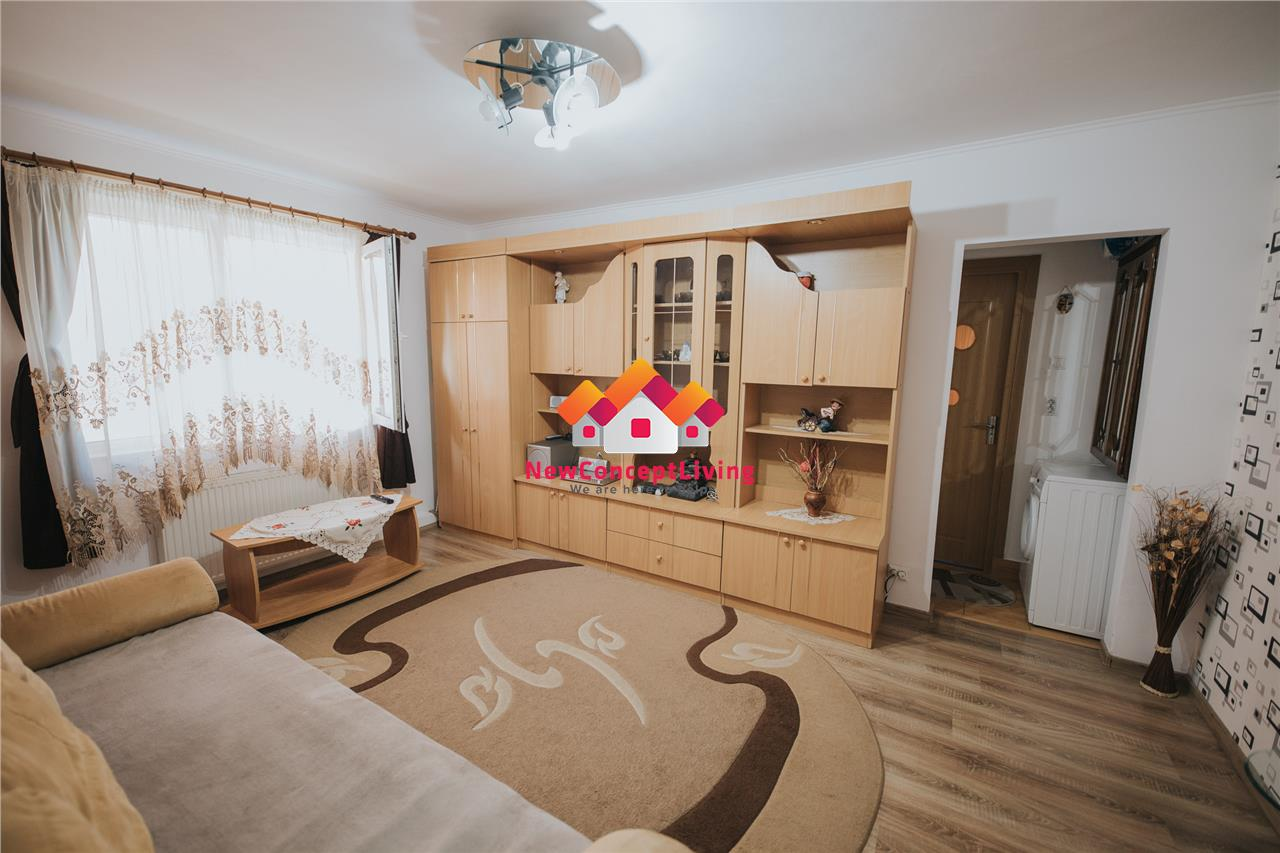 Apartament de vanzare in Sibiu - 2 camere - Miraslau