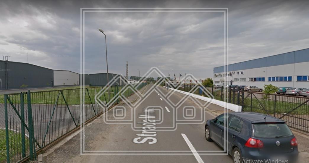 Hale productie cu teren de vanzare in Sibiu