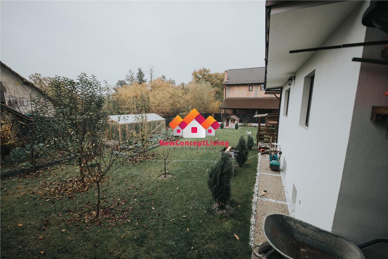 Casa de vanzare in Sibiu - Cisnadie - individuala - teren 722mp
