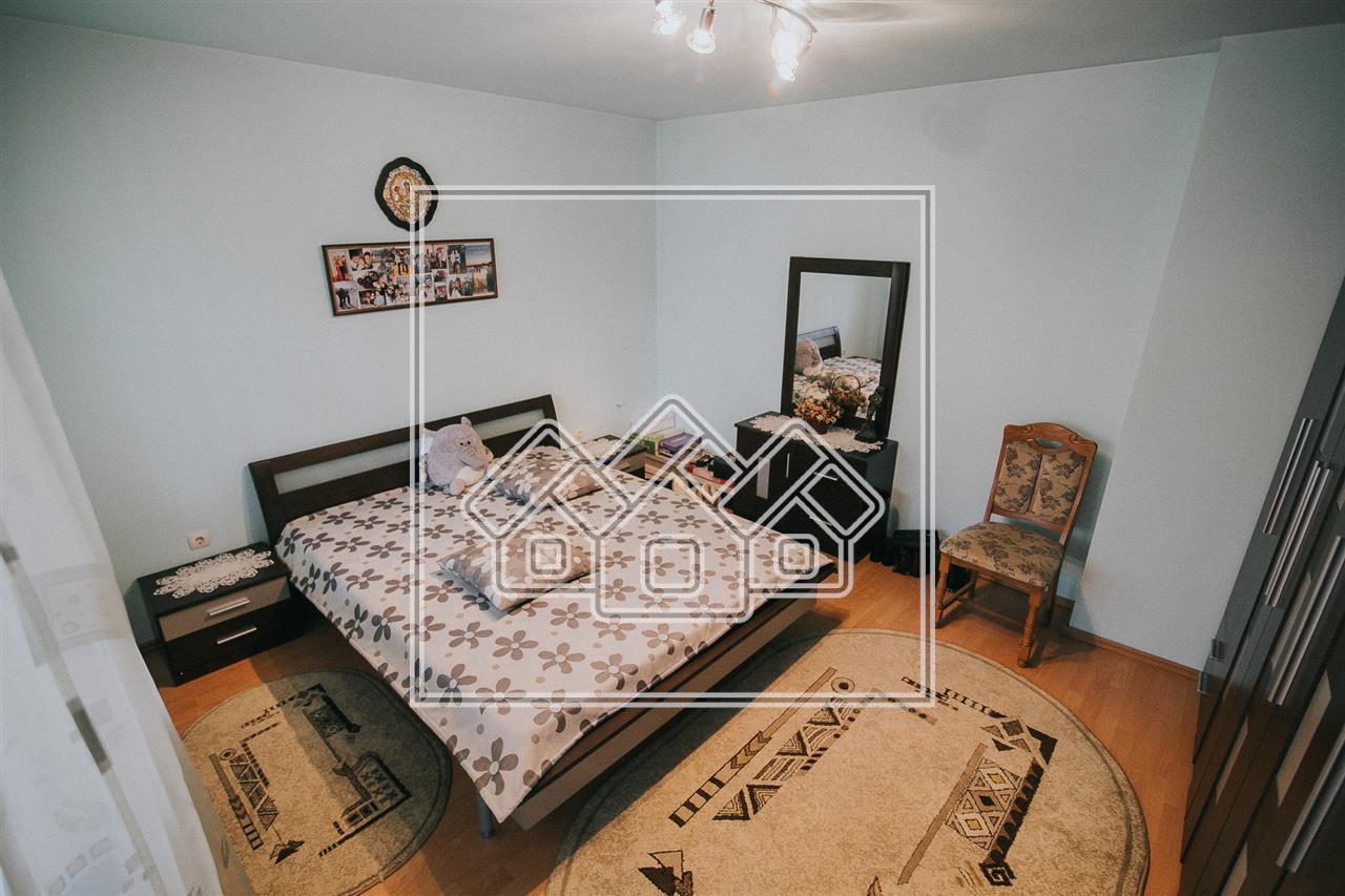 Casa individuala cu spatiu comercial in Sibiu- Locatie deosebita