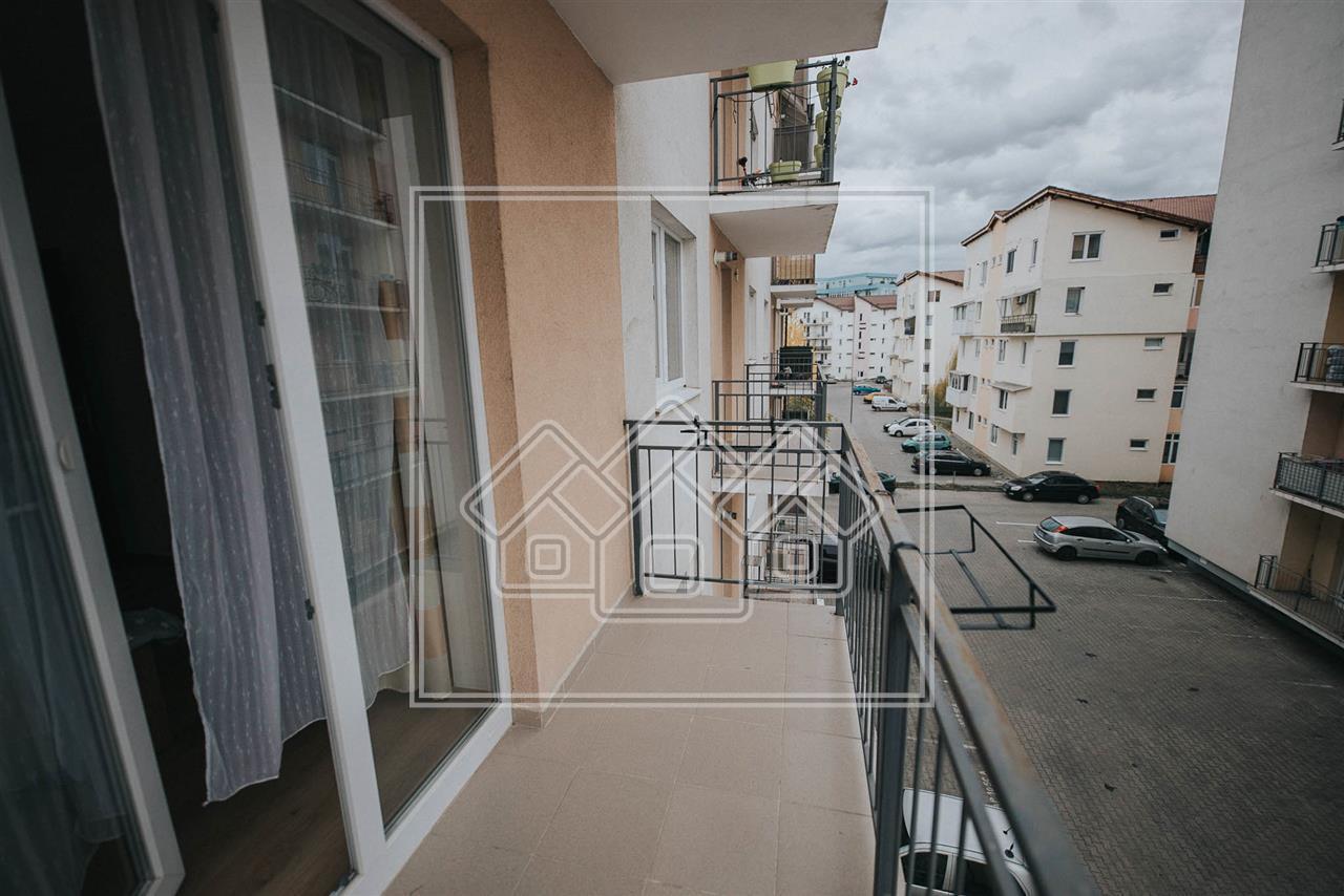 Apartament de vanzare in Sibiu - 3 camere - bucatarie separata - Alma