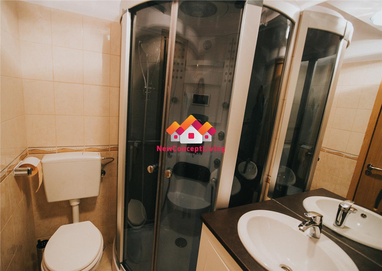 Apartament 2 camere de vanzare in Sibiu, etaj 2, mobilat si utilat