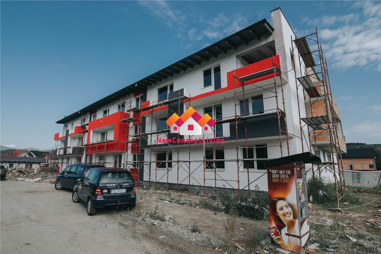 Apartament de vanzare in Sibiu - Cisnădie - 3 camere