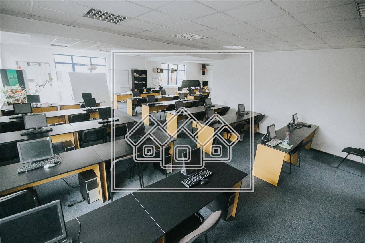 Spatii de birouri de vanzare in Sibiu - zona Centrala