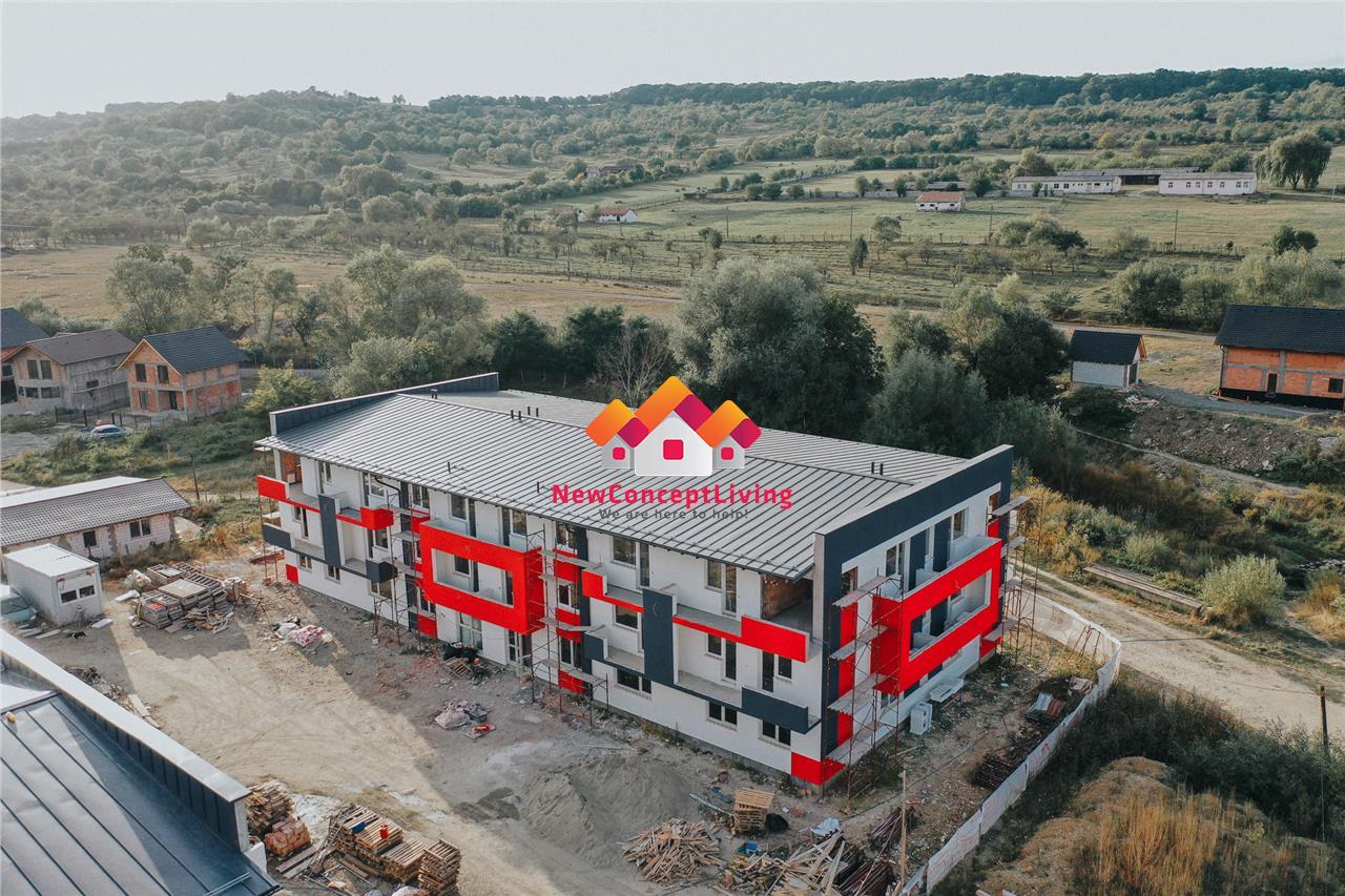 Garsoniera de vanzare in Sibiu (Cisnadie) - etaj 1 (R)