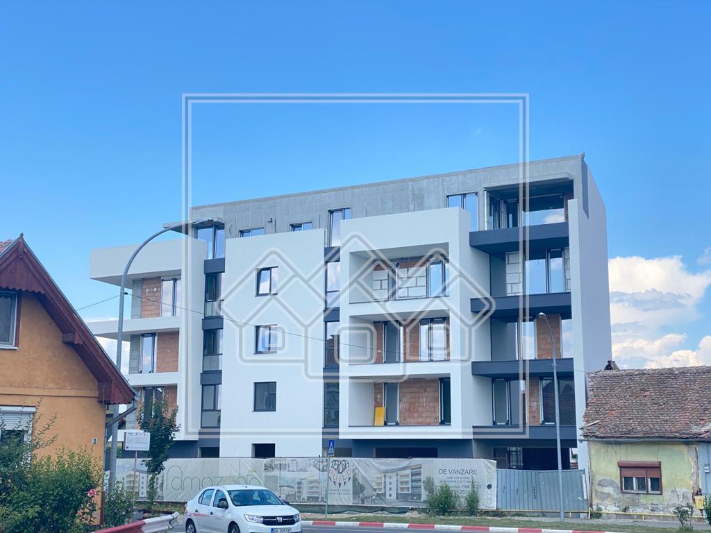 Apartament de vanzare in Sibiu - complet decomandat-bucatarie separata