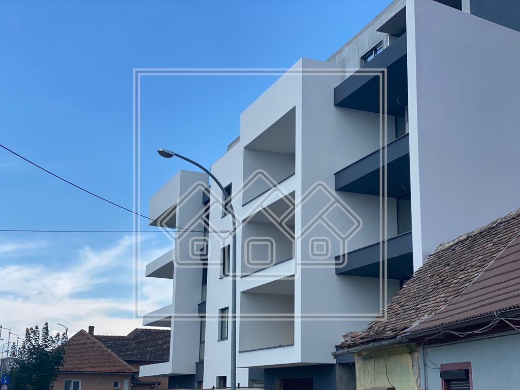 Penthouse de vanzare in Sibiu -3 camere si o terasa generoasa 84.50 mp