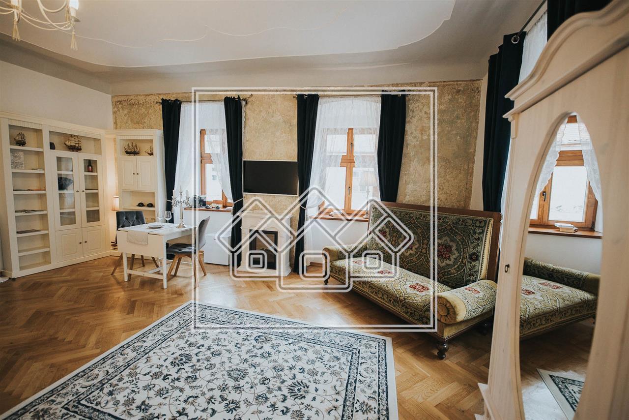 Apartament de vanzare in Sibiu - afacere regim hotelier - la cheie