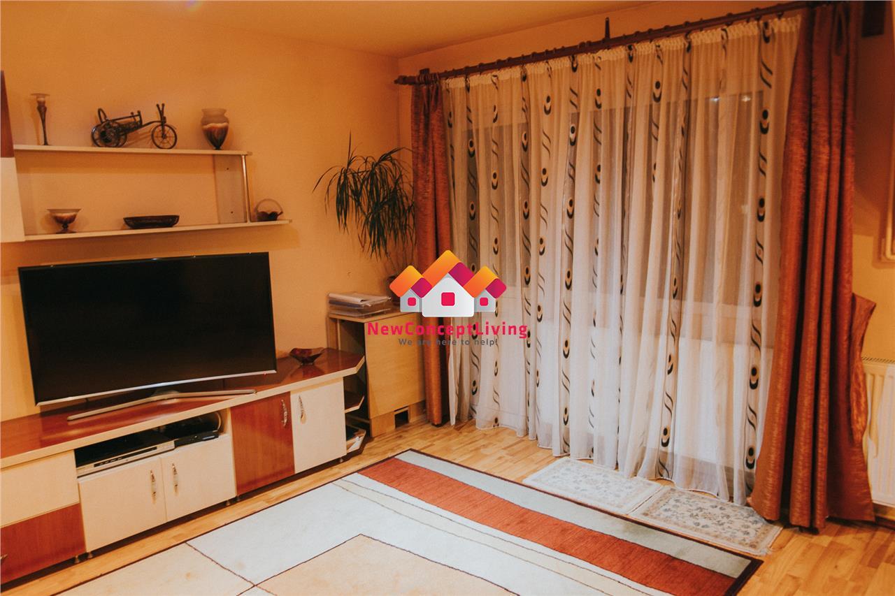 Apartament de vanzare in Sibiu -3 camere- ideal pentru investitie