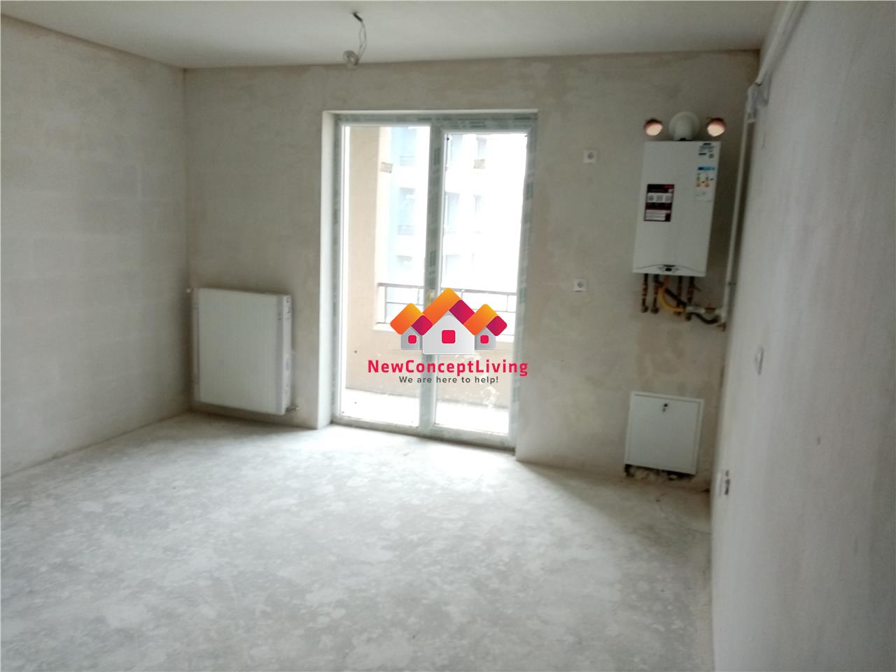 Apartament de vanzare in Sibiu, 3 camere, etaj 1