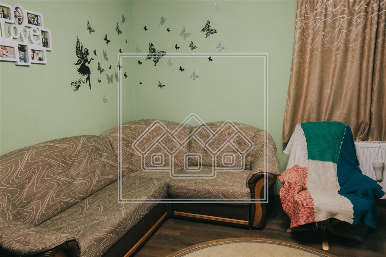 Apartament de vanzare in Sibiu -3 camere- mobilat si utilat