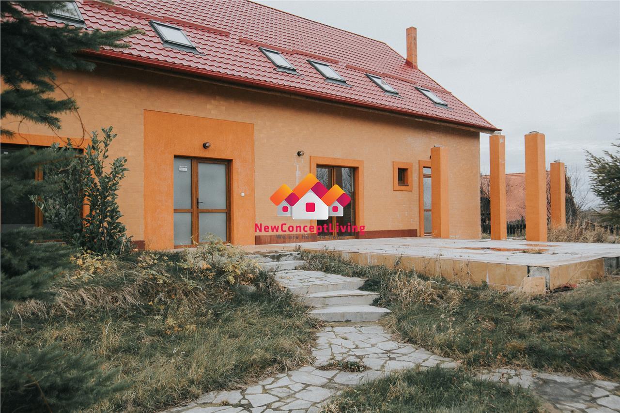 Pensiune de vanzare in Sibiu -Gura Raului- peisaje pitoresti -