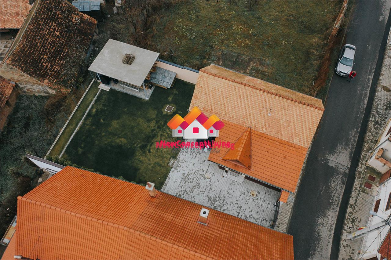Casa de inchiriat in Sibiu - sat Mohu - mobilata - utilata