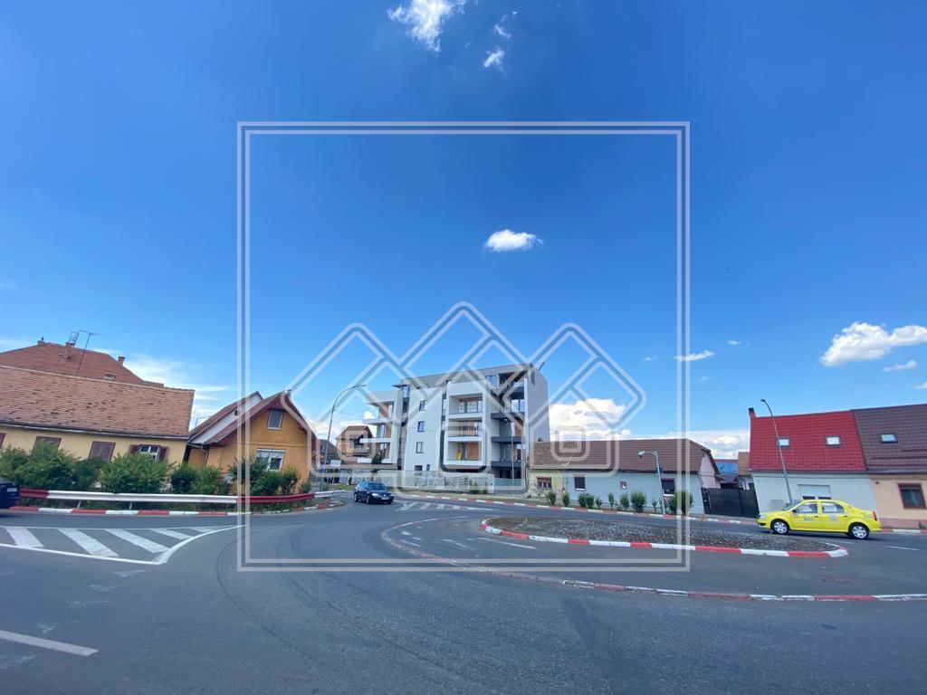 Apartament de vanzare in Sibiu - complet decomandat - etaj intermediar