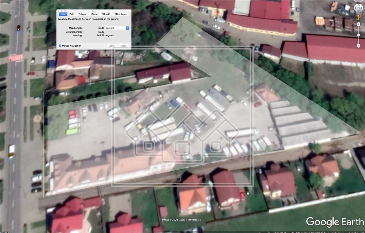 Teren de vanzare in Sibiu -Selimbar - Urbanism-locuinte colective P+2E