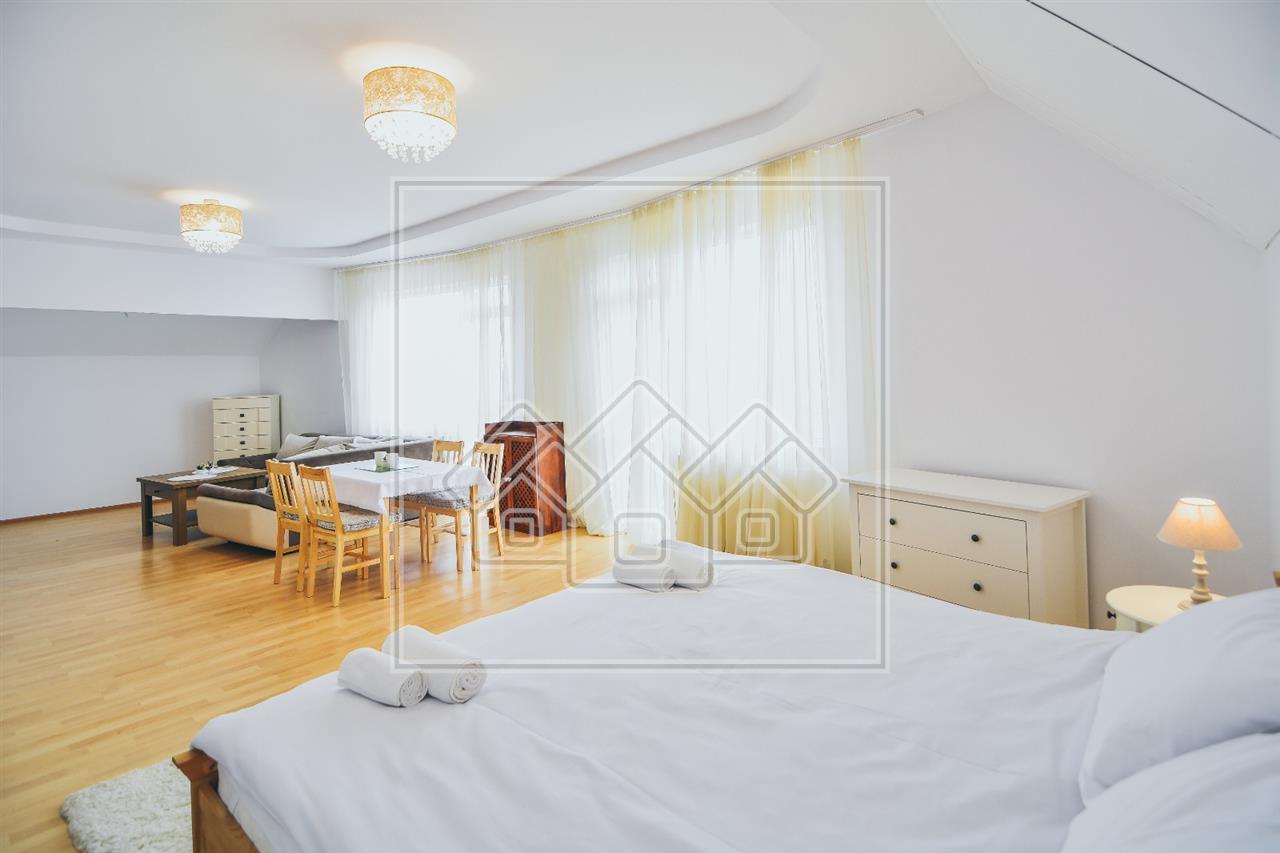 Casa individuala de vanzare in Sibiu, mobilata si utilata superb