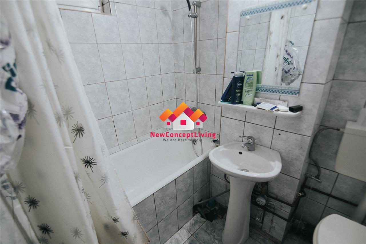 Apartament de vanzare in Sibiu -ideal investitii- zona Mihai Viteazul