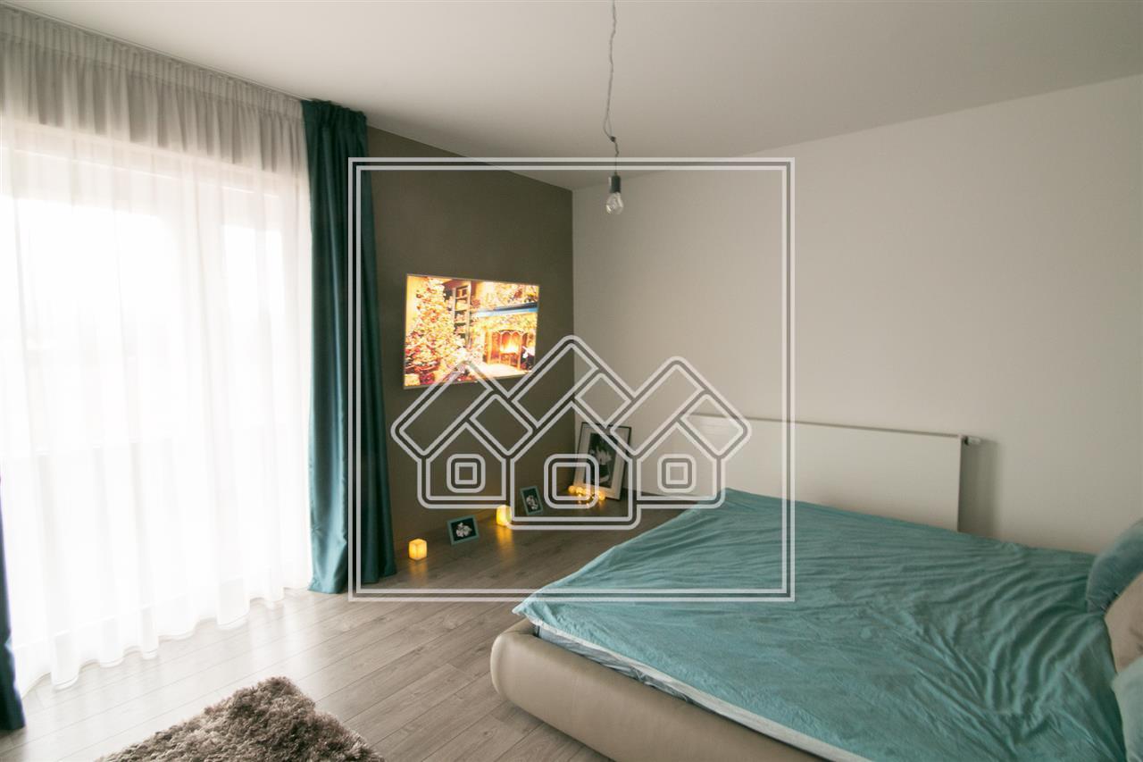 Casa de vanzare in Sibiu - locatie deosebita - finisaje de lux