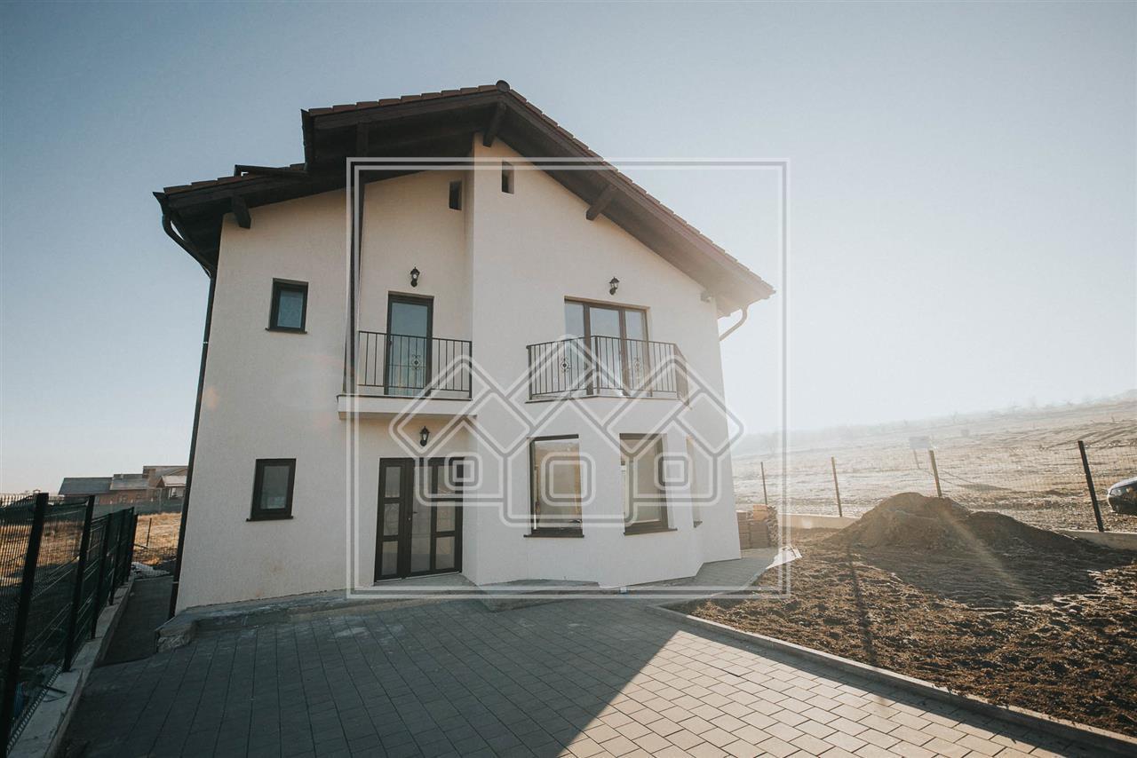 Casa de vanzare in Sibiu - Cisnadie - 126 mp utili