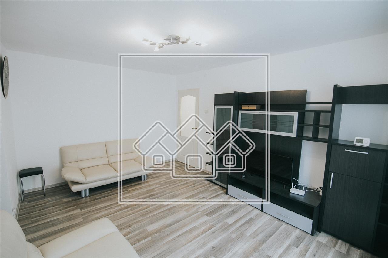 Apartament de inchiriat in Sibiu -2 camere- Zona V. Milea