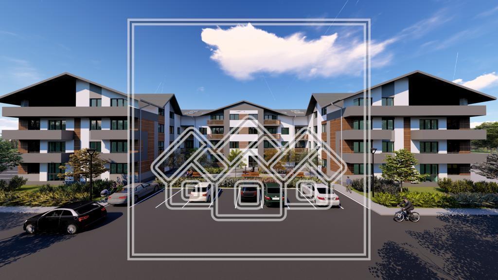 Apartament de vanzare in Sibiu - 3 camere - 2 bai