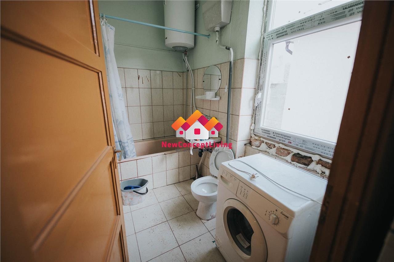 Apartament de vanzare in Sibiu - Cisnadie - Central - la casa