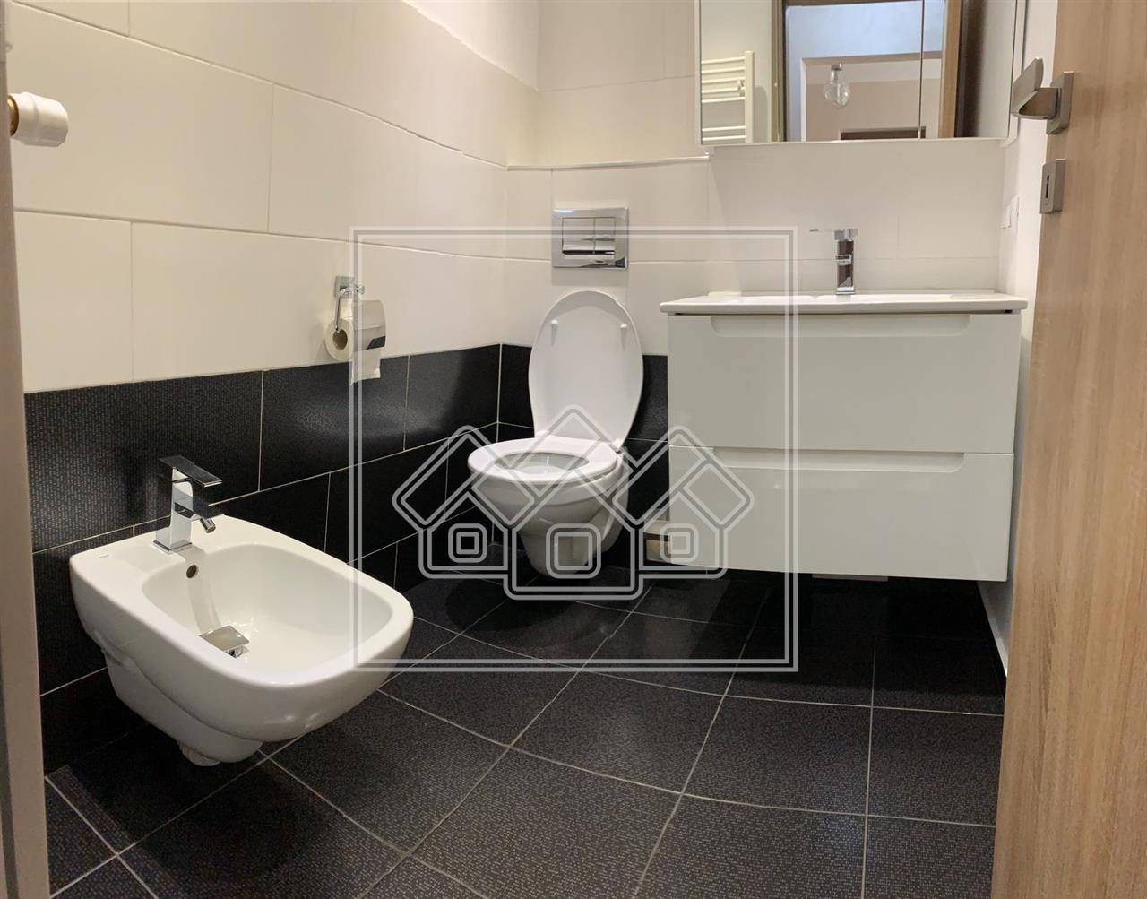 Apartament de inchiriat in Sibiu -4 camere- mobilat si utilat
