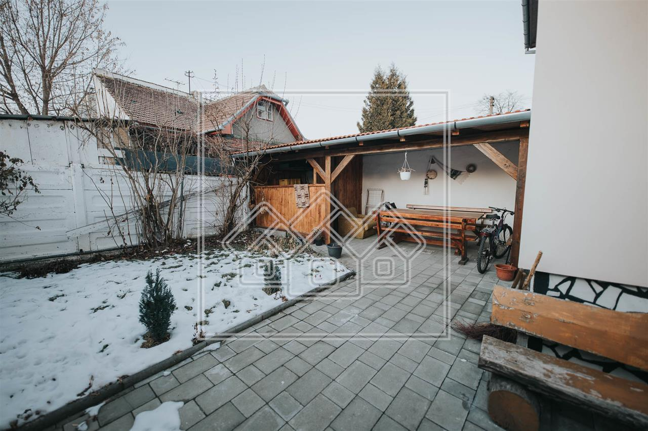 Casa de vanzare in Sibiu - tip Qvadruplex - cart. Lazaret
