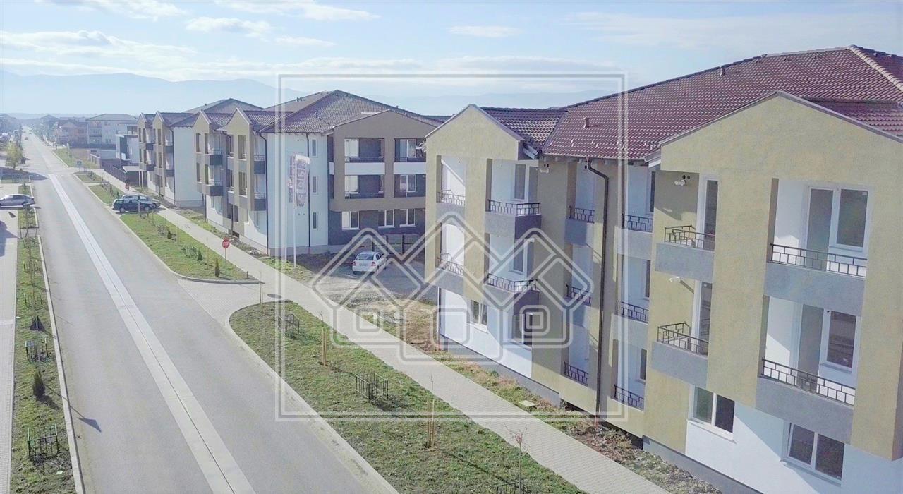 Apartament de vanzare in Sibiu, 2 camere, etaj 2 (R)