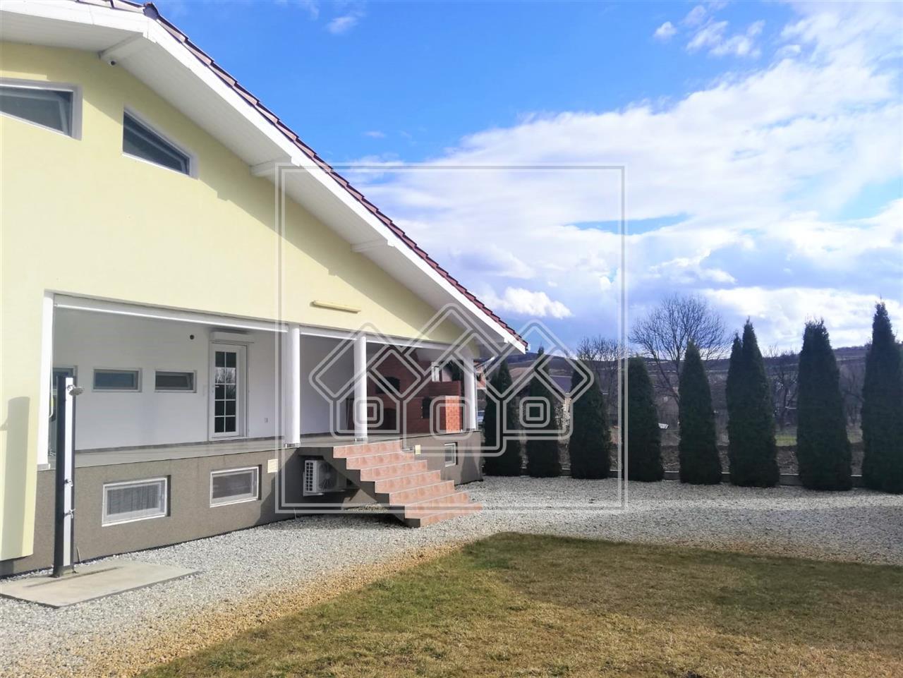 Casa de vanzare in Sibiu - Hamba - proprietate deosebita