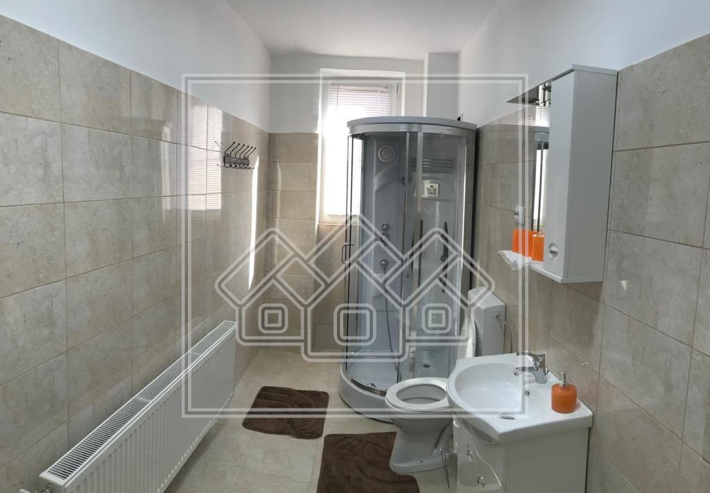 Apartament 3 camere de inchiriat in Sibiu -la casa- mobilat si utilat