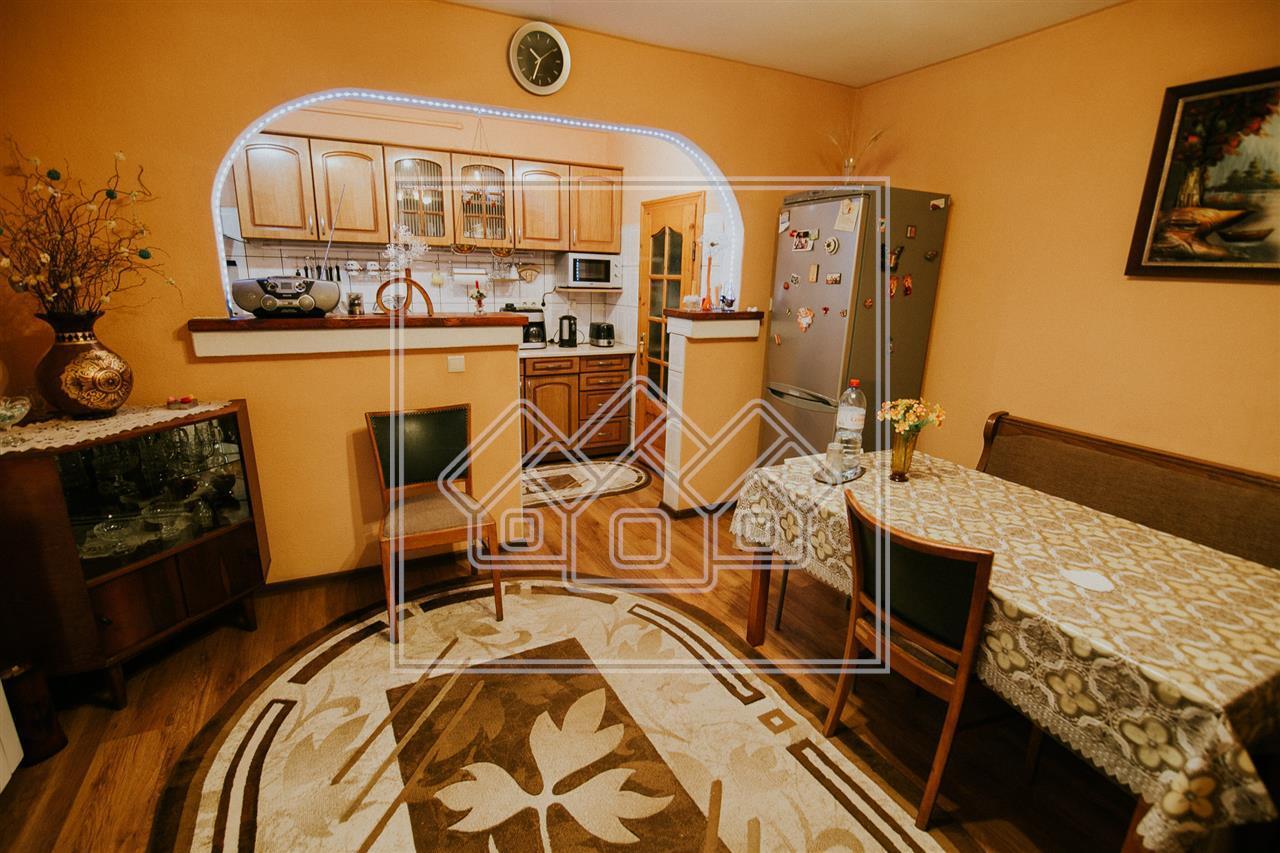 Casa de inchiriat in Sibiu - Mobilata si Utilata - Zona Gusterita