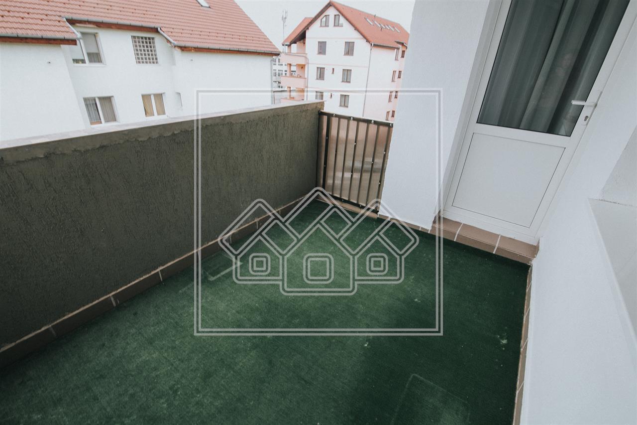 Apartament 2 camere de vanzare in Sibiu -decomandat-Z. Calea Dumbravii