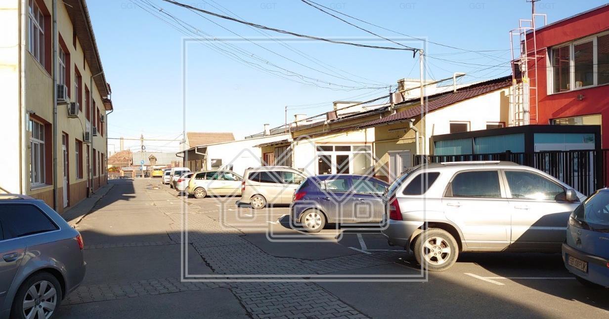 Spatiu comercial de inchiriat in Sibiu -110 mp -reper Complex Al.Iulia