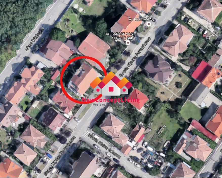 Apartament 2 camere de Lux in zona Premium, Parcul Sub Arini