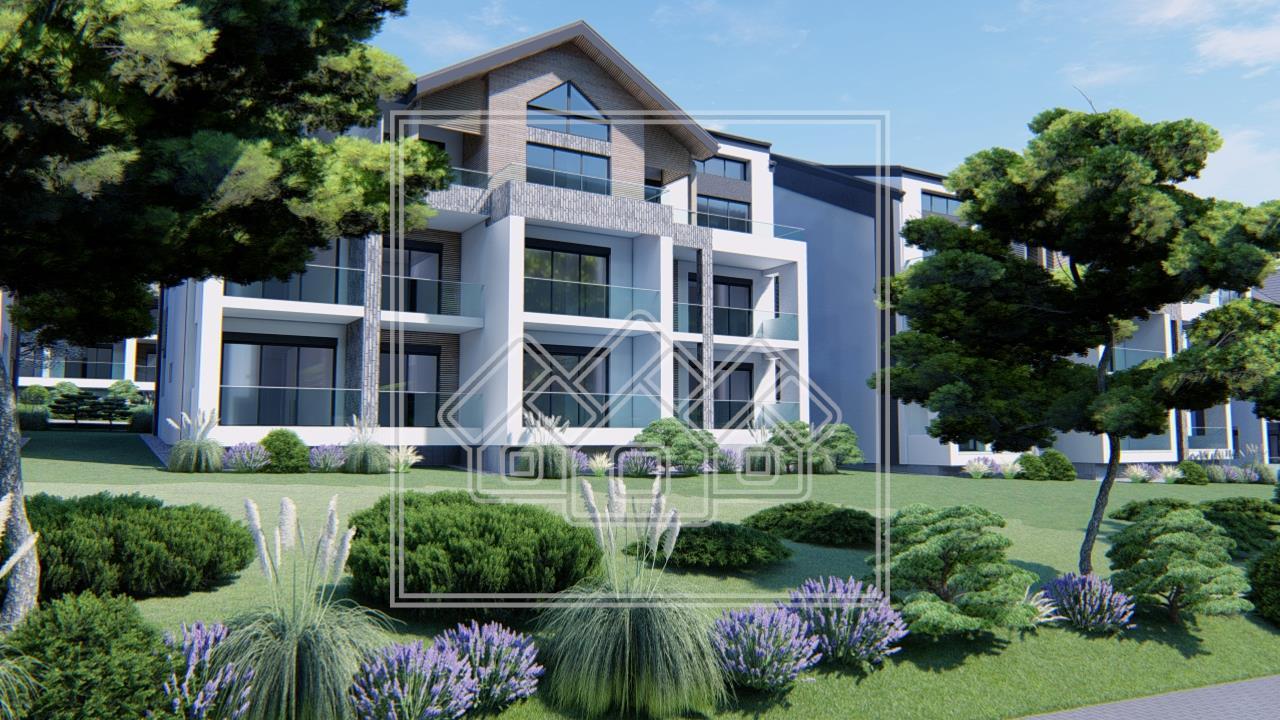 Apartament 3 camere de vanzare in Sibiu -decomandat -logie de 15.44 mp