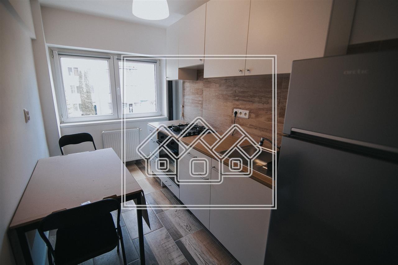 Apartament cu 2 camere de inchiriat in Sibiu -Zona Vasile Milea-